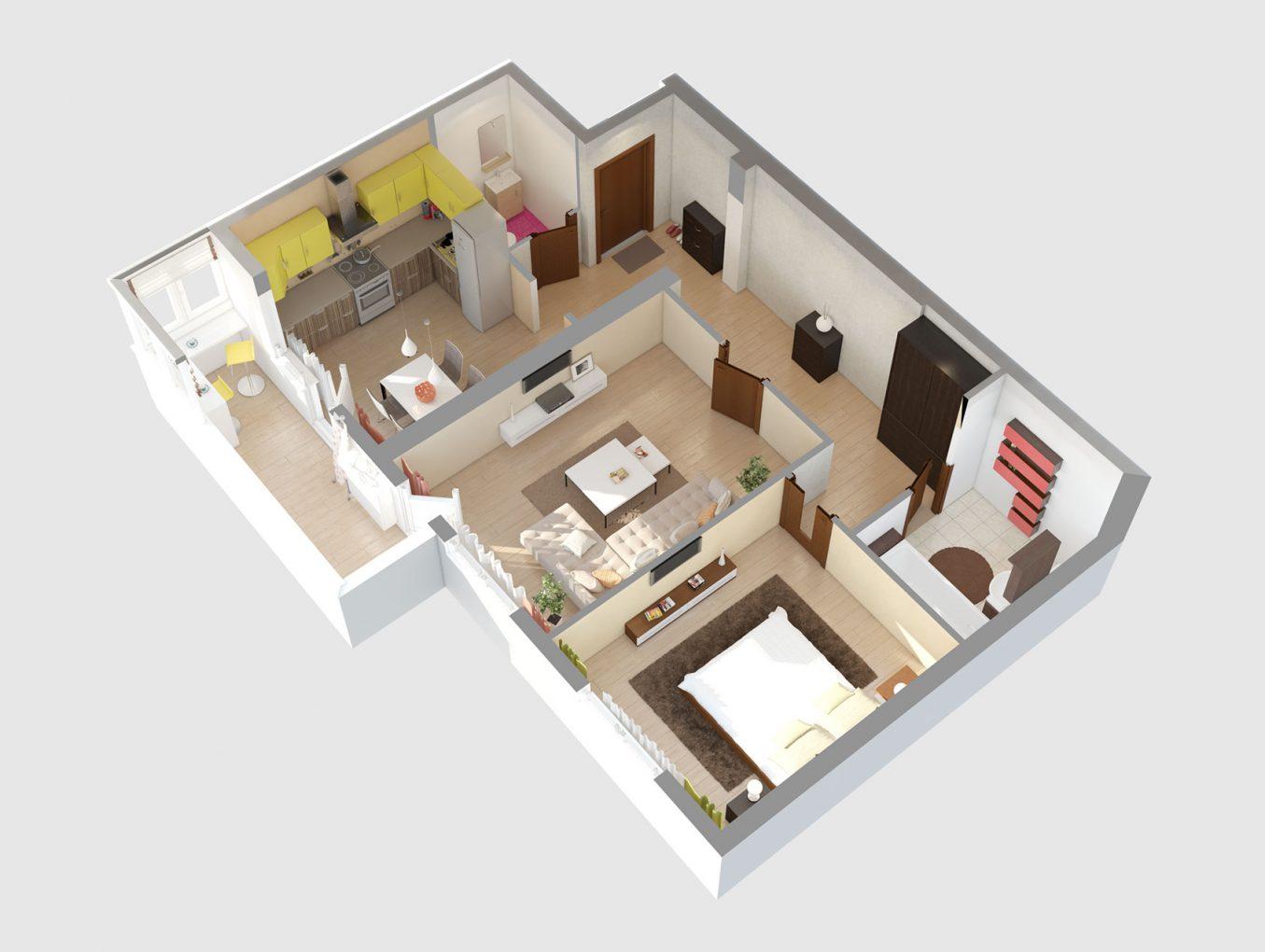 Особливості оцінки частки квартири